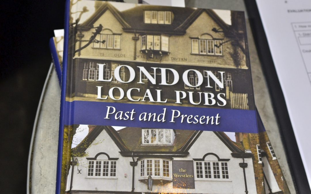New book on London pubs showcases historic photographs which are now available online for the first time