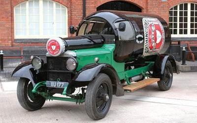 Bottle Car