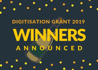 Trust Wins £6,000 Digitising Grant