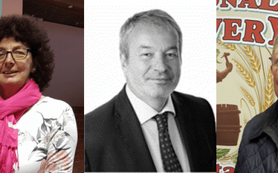 Trust Welcomes Three new Trustees