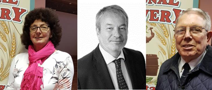 Trust Welcomes Three new Trustees