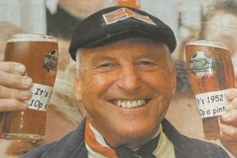 RIP Geoff Hallam