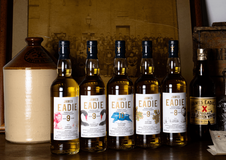 James Eadie – Whisky Offering